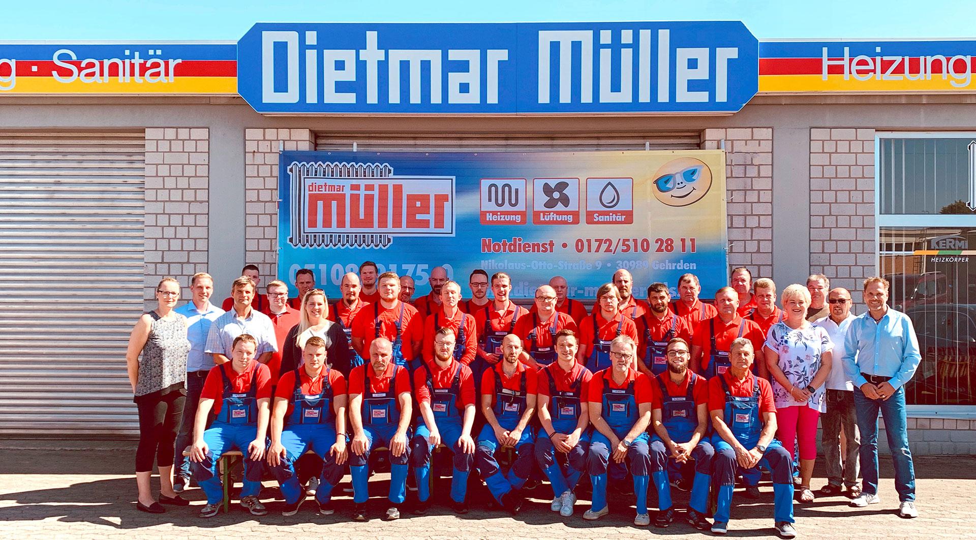 Solvis Heizung Dietmar Müller 30989 Gehrden