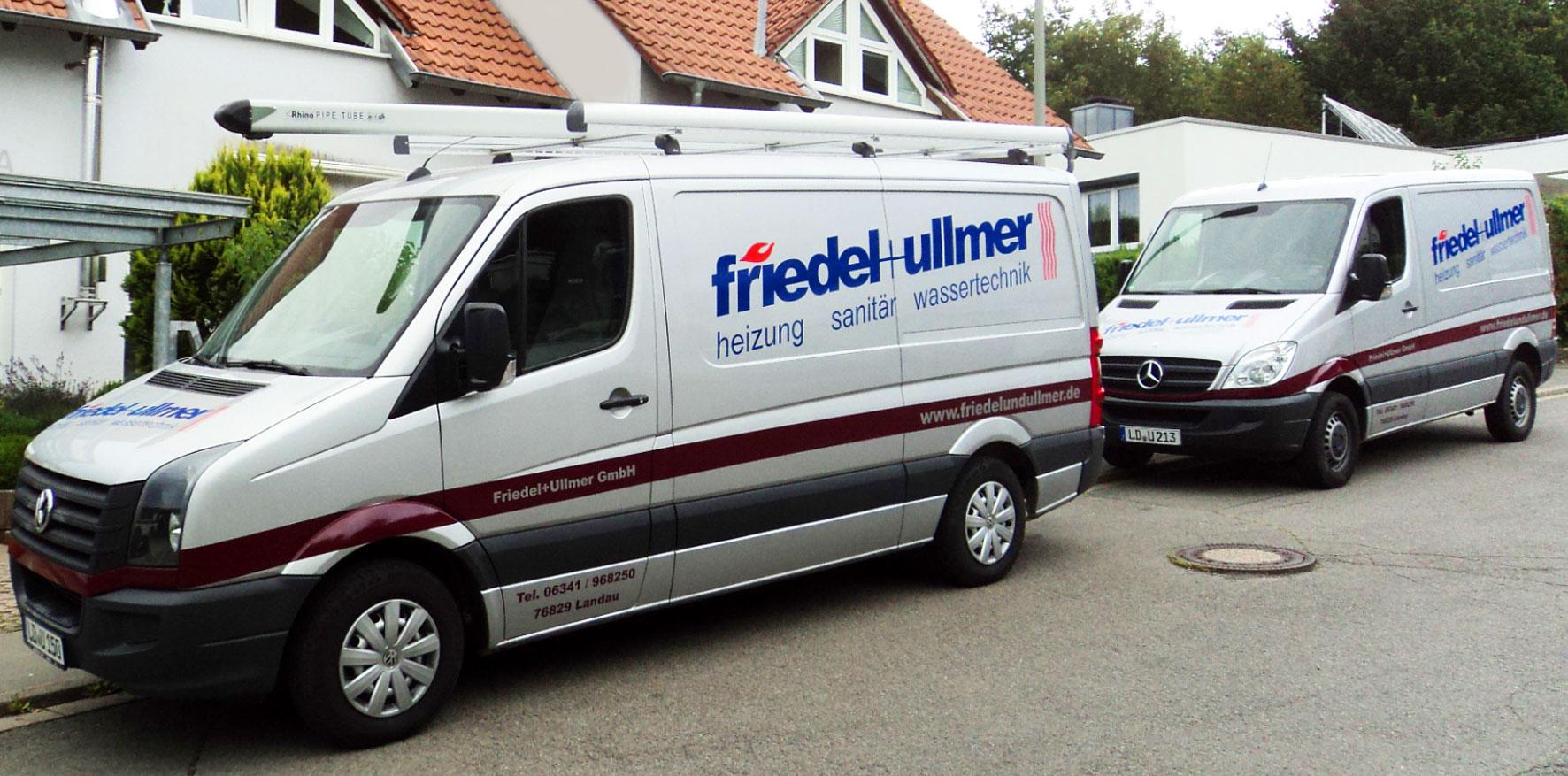 Solvis Heizung Friedel + Ullmer 76829 Landau