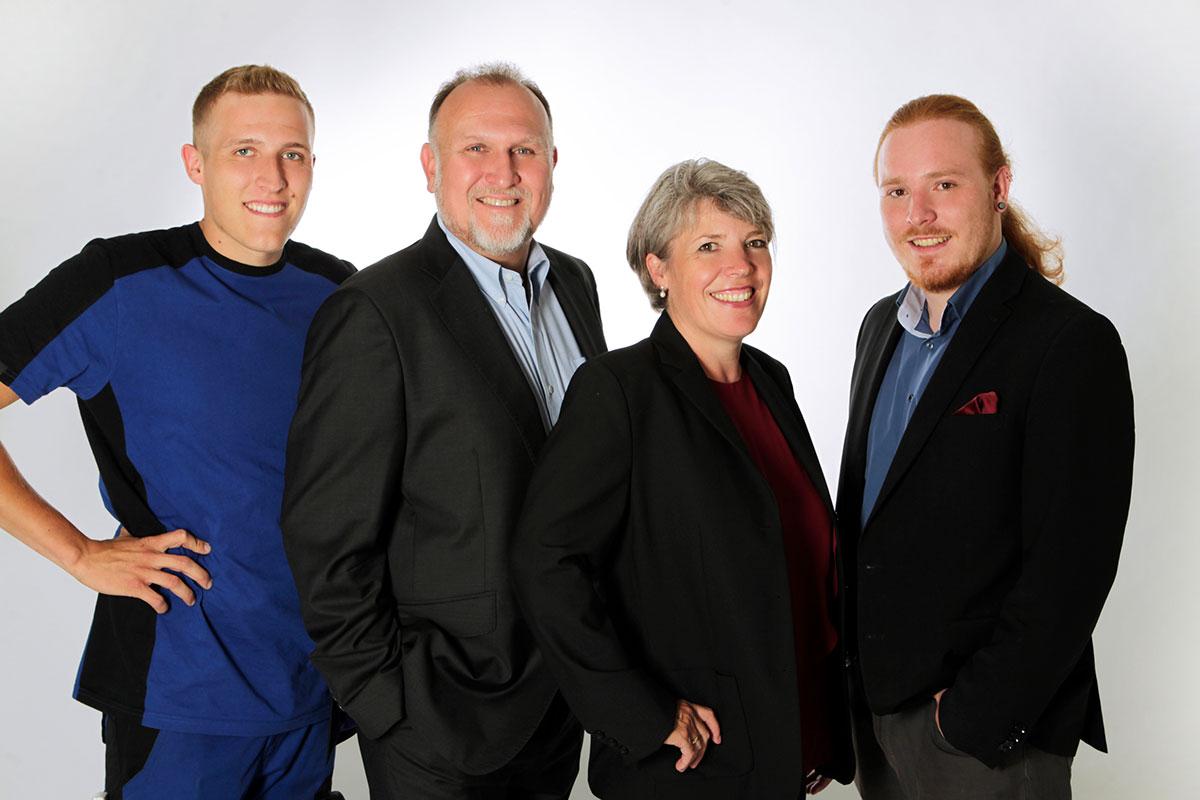 Solvis Fachpartner i-tec Team